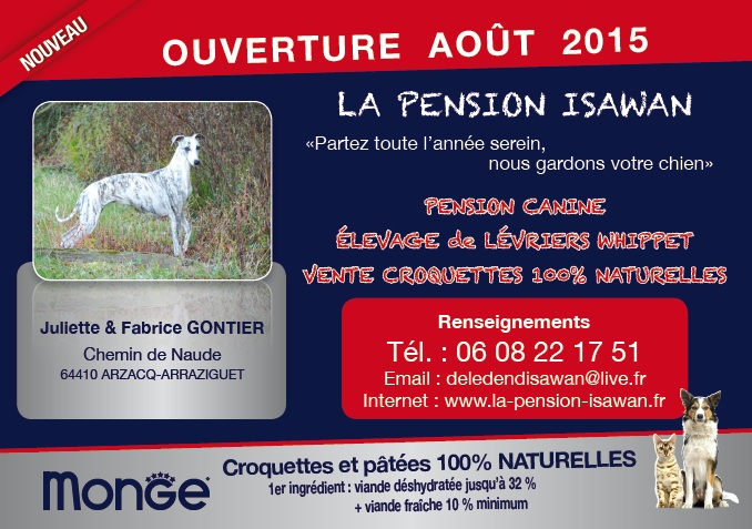 Pension canine 64